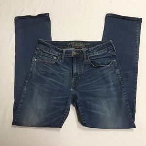 American Eagle Outfitters Dark Wash Denim Jeans